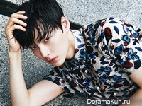 Ahn Jae Hyun для CeCi June 2015