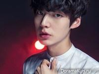 Ahn Jae Hyun для Cine21 Magazine August 2014