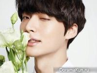 Ahn Jae Hyun для Handu S/S 2015
