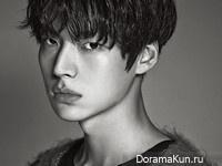 Ahn Jae Hyun для Harper's Bazaar November 2014 Extra