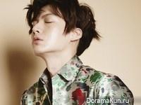 Ahn Jae Hyun для W Magazine August 2014 Extra