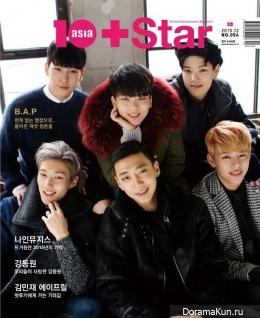 B.A.P для 10+Star December 2015