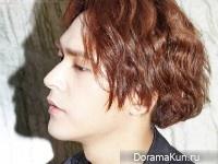 BEAST (Dongwoon) для SURE November 2015