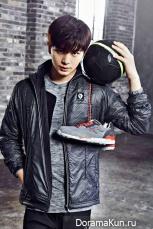 BTOB (Sungjae), Jo In Sung для Black Yak 2015 CF