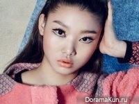 Bae Yoon Young, Ji Hyun Jung для W Korea March 2015