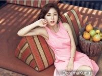 Baek Jin Hee для The Celebrity March 2015