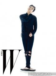 Big Bang (G-Dragon) для W Korea October 2015