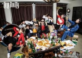 Block B для The Celebrity 2015