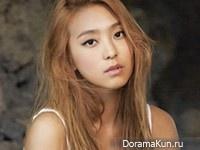 Bora (Sistar) для Cosmopolitan June 2015