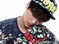 Byun Yo Han для B A K S/S 2015