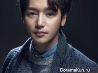 Byun Yo Han, Kim Dae Myung для Cine21 Magazine 2015
