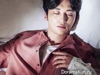 Byun Yo Han для Geek July 2015