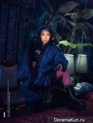 CL (2NE1) для Dazed October 2015