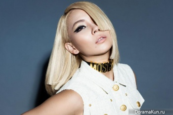 2NE1 (CL) для Wild Magazine December 2014