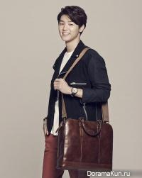 CN Blue (Jung Yong Hwa, Kang Min Hyuk) для Fossil F/W 2014 CF