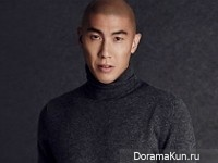 Cha Du Ri, Cha Bum Kun для DAKS MEN 2015 CF