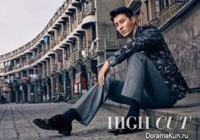 Cha Seung Won для High Cut Vol.159