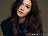Cha Ye Ryun для Elle December 2014 Extra