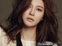 Cha Ye Ryun для Elle December 2014