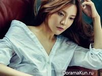 Cha Ye Ryun для Esquire August 2015