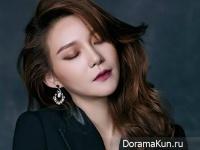 Cha Ye Ryun для W Korea December 2015