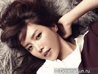 Chae Jung Ahn для InStyle November 2014