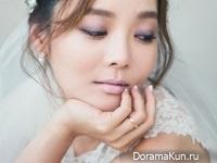 Chae Rim, Gao Zi Qi для Elle September 2014