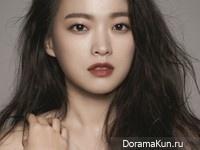 Cheon Woo Hee для Marie Claire October 2014