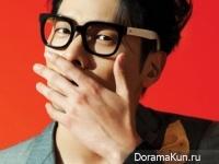Choi Daniel для Vogue August 2014