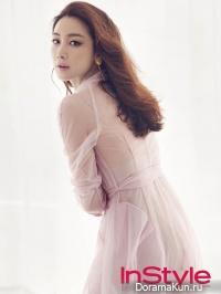 Choi Ji Woo для InStyle May 2015