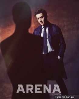 Choi Jin Hyuk для Arena Homme Plus March 2015