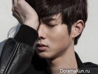 Choi Woo Sik для K Wave March 2015