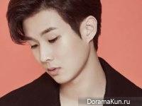 Choi Woo Sik для UrbanLike December 2014