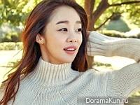 Choi Yeo Jin для Cosmopolitan November 2015