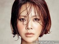 Choi Yoon Young для SURE December 2015