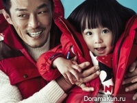 Chu Sung Hoon, Chu Sarang для Singles December 2014