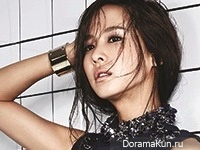 Clara, Jo Yeo Jung для Vogue January 2015