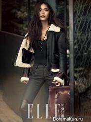 Daniel Henney, Hwang Se On для Elle November 2014 Extra