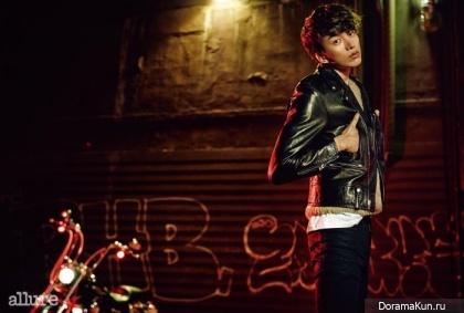 Do Sang Woo для Allure February 2015
