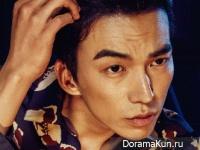 Do Sang Woo для Cosmopolitan April 2015