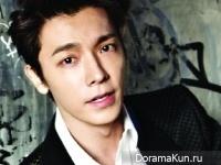 Donghae (Super Junior) для The Celebrity December 2014
