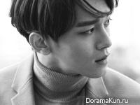 Chen (EXO) для EXODUS