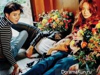 Taemin, Kai, Krystal для W Korea August 2015