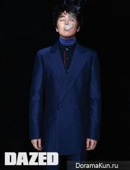 FTISLAND (Hongki) для Dazed December 2015