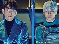 GOT7 для W Korea November 2015 Extra