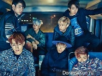 GOT7 для W Korea November 2015