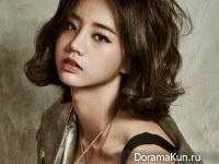 Girl's Day (Hye Ri) и др. для Cosmopolitan November 2014