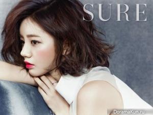Girl's Day (Hye Ri) для SURE December 2014