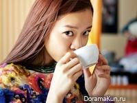 Go Ah Sung для Cosmopolitan July 2015 Extra