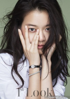 Go Ah Sung для First Look Vol.95